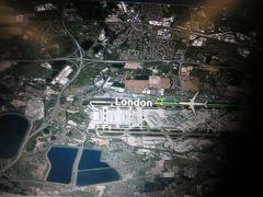 2013晩秋、イギリス旅行記2(2):11月29日(2):インチョンからヒースロー国際空港へ、陸路コッツウォルズ地方へ
