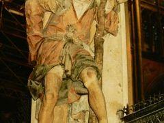 ≪ラインの守護聖人・聖クリストファー:ケルン大聖堂≫