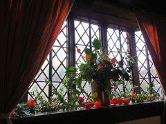 2013晩秋、イギリス旅行記2(4):11月30日(2):コッツウォルズ、シェイクスピア所縁の地、アン・ハサウェイのコテージ