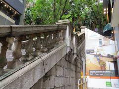 2013夏、中国旅行記23(5):7月20日(4):香港、セント・ジョーンズ教会、終審法院、ダデル・ストリートのガス灯