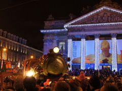 ブリュッセル・クリスマスマーケット&パレード!