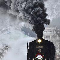 「SLクリスマストレイン号」を追いかけて磐越西線に訪れてみた