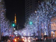 東京のクリスマスを体験!