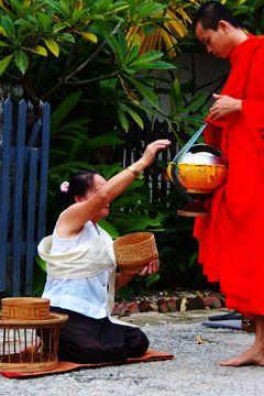 悠久の古都で見つけた懐古情調 in Luang Prabang★2013 05 4日目【LPQ:クアンシー滝】
