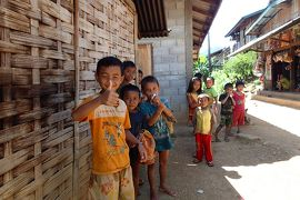 悠久の古都で見つけた懐古情調 in Luang Prabang★2013 06 5日目【LPQ】