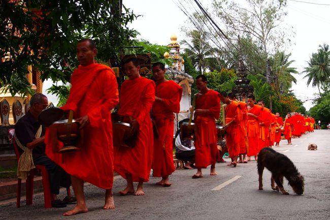 悠久の古都で見つけた懐古情調 in Luang Prabang★2013 07 6日目【LPQ】
