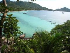 2013'Thailand ビーチ巡りの旅【サムイ島からタオ島へ。この島も良い!】