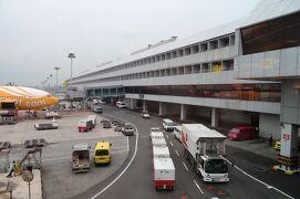 2013春、インドネシア旅行記2(3)シンガポール・チャンギ国際空港からインドネシアのデンパサール国際空港へ
