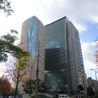 冬晴れの午後 大阪歴史博物館へ