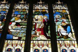 2013晩秋、イギリス旅行記2(9):11月30日(7):ストラトフォード・アポン・エイヴォン、ホーリー・トリニティ教会