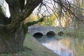 2013晩秋、イギリス旅行記2(11):11月30日(9):コッツウォルズ地方、バイブリー村、ボートン・オン・ザ・ウォター