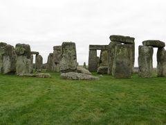 2013晩秋、イギリス旅行記2(18):12月2日(6):ソールズベリー、ストーン・ヘンジ