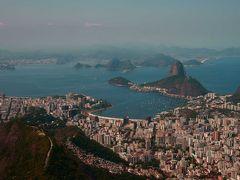 遠路はるばるブラジルの旅 リオデジャネイロ篇