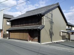 東海道を歩く(吉田−藤川宿)