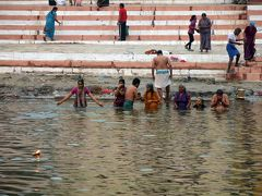 インドの旅(1)聖地ガンジス川