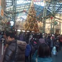 ディズニーリゾートへ行きました。