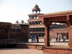 インドの旅(3)ファテプールシクリとアンベール城