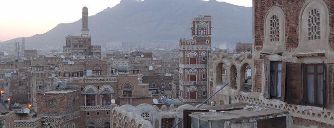 オッサンひとり旅 イエメン 2013 夏
