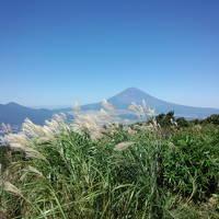 箱根から富士山の眺望を楽しむ