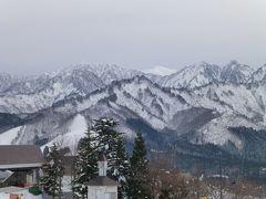 雪景色の越後湯沢へ