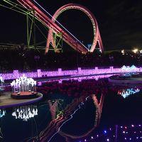東京イルミネーション 2013(12月) よみうりランド・ジュエルミネーション、KITTEクリスマスツリーなど