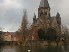 201312-05 クリスマスマーケットと大聖堂を訪ねる旅(メッス&ナンシー)Metz & Nancy / France