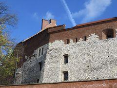 2013秋、ポーランド旅行記(7):10月21日(5):クラクフ、ヴィエリチカ岩塩坑跡、クラクフ市内、ヴァヴェル城
