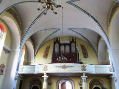 2013秋、ポーランド旅行記(15):10月22日(4):ザリピエ村、村の教会、ザリピエ村からワルシャワへ