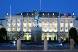 2013秋、ポーランド旅行記(17):10月22日(6):ワルシャワ、旧市街、コペルニクス像