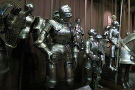 2013秋、ポーランド旅行記(28:補遺):国立ワルシャワ博物館(4/4):中世の甲冑類、近世の銃剣類