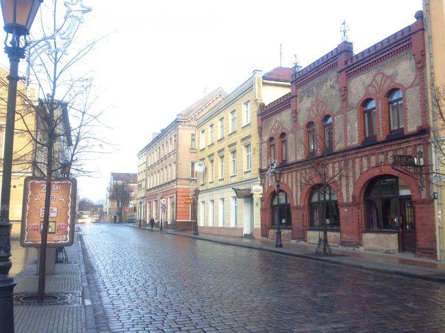 かつてメーメルと呼ばれたリトアニアの都市・クライペダ。<br />今は歌われることのないドイツ国歌第1番で、ライヒの東の果てといわれた港町。<br />現在は綺麗でのびのびした海沿いの街です。<br />いざ観光へ!