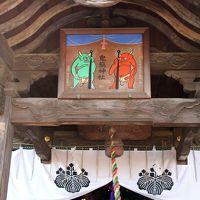 2014年の初詣は珍しい神社へ行ってみよう!~鬼が奉られた鬼鎮神社(武蔵嵐山)
