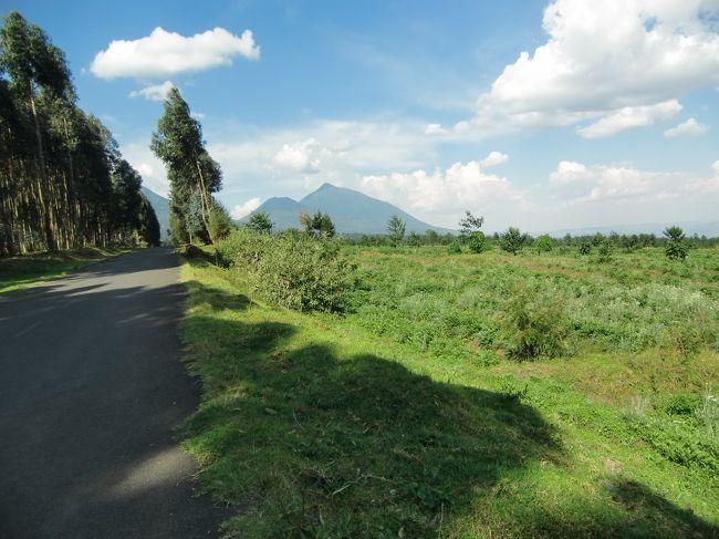 今日はケニア航空でルワンダに移動します。