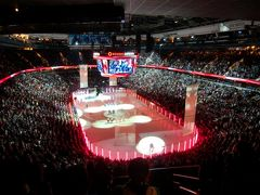 2013年 カナダバンクーバーアイスホッケー観戦③