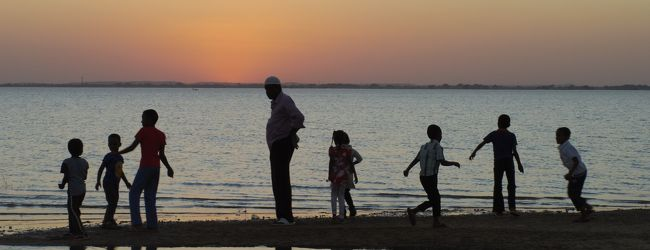 スーダンに帰国しました。