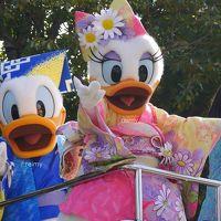 中高年も楽しまなくっちゃ! 2014年元旦 東京ディズニーランド