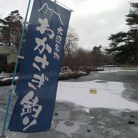 函館4日間3万円ツアー(大沼公園ワカサギ釣り・流山温泉)