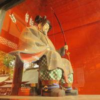 鹿島神宮に初詣 [2014]
