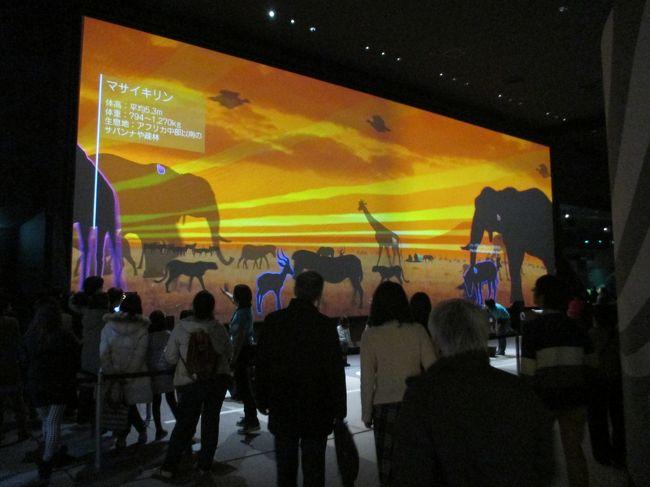 2013年8月にマークイズみなとみらいの5FにOPENした<br />Orbi Yokohama (オービィ横浜)<br /><br />セガとイギリスのBBC EARTH2社による初の共同プロジェクトで<br />地球上の生命の姿や自然の神秘自然界の素晴らしさを称える為に<br />生まれた新しい形のミュージアムだそうだ。<br />大自然の神秘を全身に感じ、究極の没入体験を楽しめると言う。<br /><br />聞いただけでワクワクするわ〜<br />行きましょ、観ましょう、体感しましょう♪<br /><br />※施設の特性上撮影できないものもあり一部HPやパンフから<br />お借りしています。<br /><br />■Orbi Yokohama オービィ横浜<br />http://orbiearth.jp/jp/