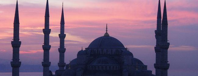 トルコ旅行<2 / イスタンブール・旧市...
