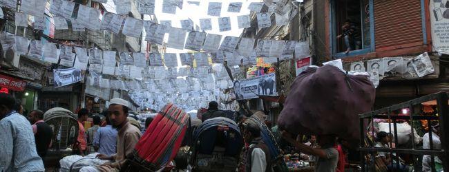 バングラデシュ ダッカ街歩き(2)オールド...