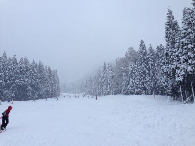 子供達、初めての雪国、初めてのスキー<br /><br />エンゼルグランディア越後中里<br />スキーやスノボをやらない子供達も遊べるゆきゆきランド<br /><br />お土産ショッピングが充実の、越後湯沢駅<br /><br />4家族でのお正月1泊2日スキー旅 (^。^)y-.。o○<br /><br />