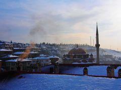 トルコ旅行<5 / サフランボル・雪化粧の世界遺産の町-二日目、後半