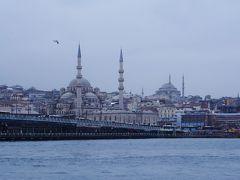 トルコ旅行<6 / イスタンブール・新市街、ガラタ橋、ガラタ塔