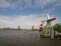 201007-02-オランダ・ベルギー・フランス3か国周遊の旅(ザーンセ・スカンス)Zaanse Schans / Netherlands