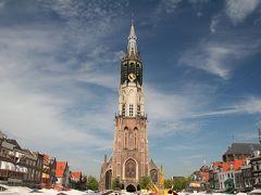 201007-04-オランダ・ベルギー・フランス3か国周遊の旅(デルフト) Delft / Netherlands