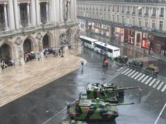 201007-12-オランダ・ベルギー・フランス3か国周遊の旅(パリ祭)Quatorze Juillet in Paris / France