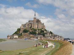 200607-03 イギリス&フランス1人旅 (モンサンミッシェル)Mont Saint-Michel / France