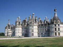 200607-04 イギリス&フランス1人旅 (ロワールの古城めぐり)Chateaux de la Loire