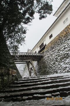 琵琶湖1周6日間の旅 1日目彦根城
